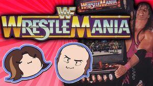 WWF WrestleMania Grumpcade