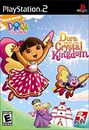 Dora Saves the Crystal Kingdom PS2 Box art