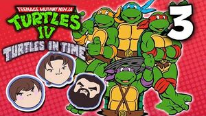 Turtles in Time Part 3