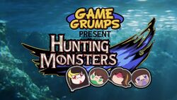 Hunting Monsters