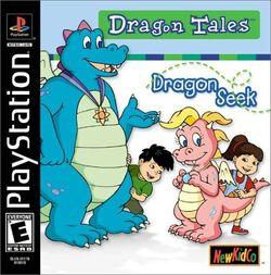 Dragon Tales Dragon Seek