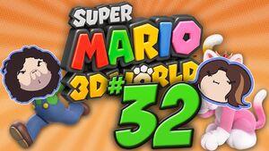 Super Mario 3D World Part 32 - Needs More Catbell