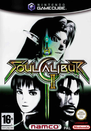 SoulCaliburIICover