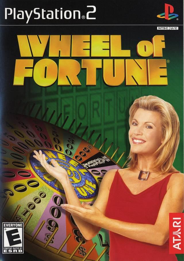 Wheel of fortune (sony playstation 1, 1998) | ebay.