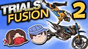Trials Fusion Part 2 - Boxcar Racer