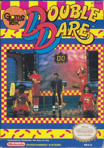 Double Dare (NES)