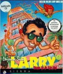 Leisure Suit Larry 6 Shape Up or Slip Out!