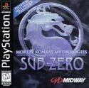 Mortal Kombat Mythologies PS1