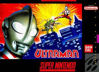 UltramanTowardTheFutureCover