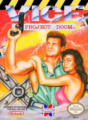 Vice- Project Doom