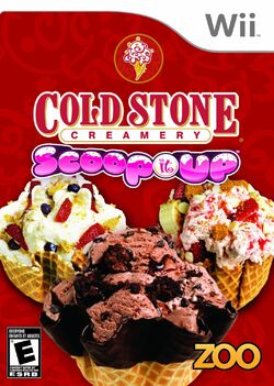 Coldstone Creamery Scoop It Up