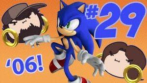 Sonic '06 29