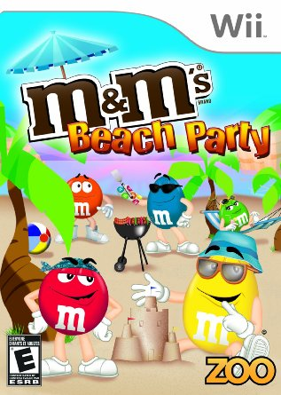 M&Ms Beach Party