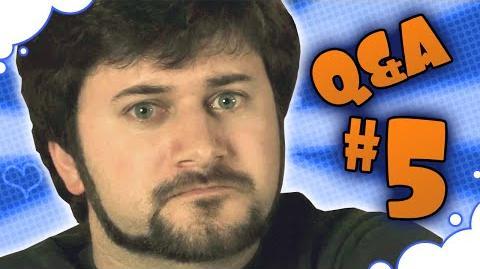 Q&A with the Grumps! - PART 5 - GrumpOut