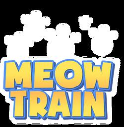 Meow Train Logo