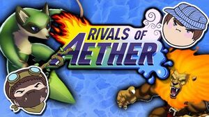 Rivals of Aether Steam Train