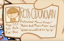 Ross Business Card