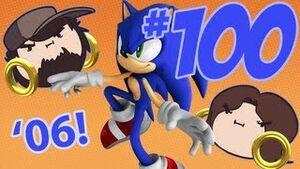 Sonic '06 100