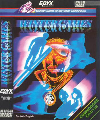WinterGames Cover