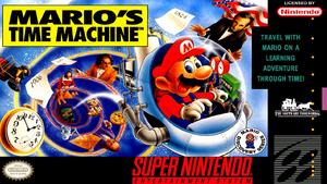 Mario's Time Machine SNES