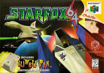 StarFox64Cover