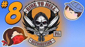 Ride to Hell 8