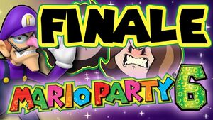 Mario Party 6 Part 7 (FINALE)