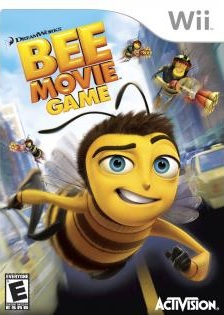 Bee Movie Game Wii US