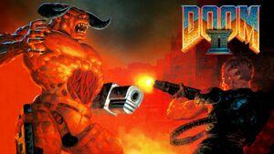 Doom II Nintendo Switch