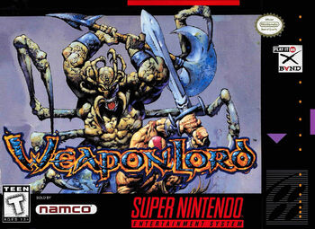 WeaponlordCover