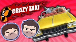Crazy Taxi Grumpcade