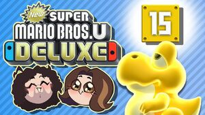 New Super Mario Bros U Deluxe Part 15