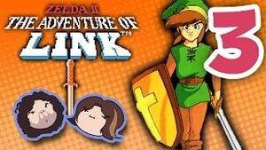 Zelda II The Adventure of Link Part 3 - Sacrilicious