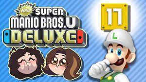 New Super Mario Bros U Deluxe Part 17
