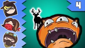 Monster Loves You! Part 4 - A Shadow Deer!