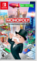 Monopoly For Nintendo Switch Cover