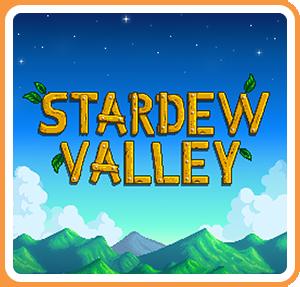 Stardew Valley Nintendo Switch eShop