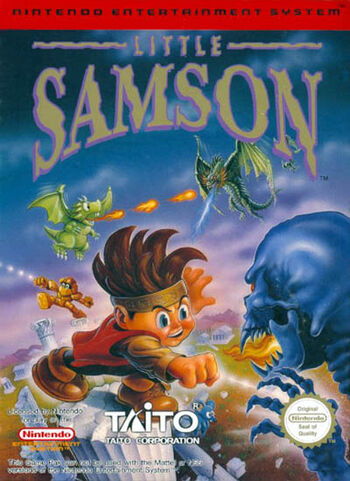 Little Samson