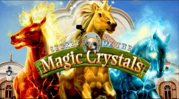 Secret of the Magic Crystals game