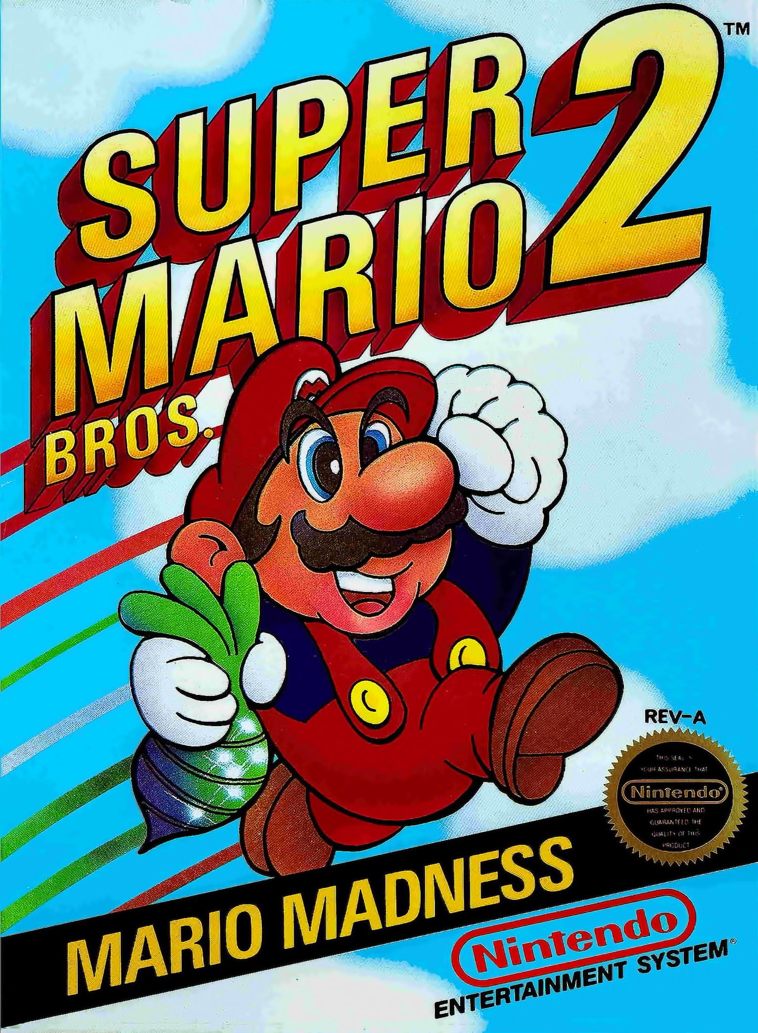 Super Mario Bros 2 Game Grumps Wiki