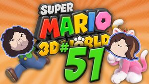 Super Mario 3D World Part 51 - Time is Money