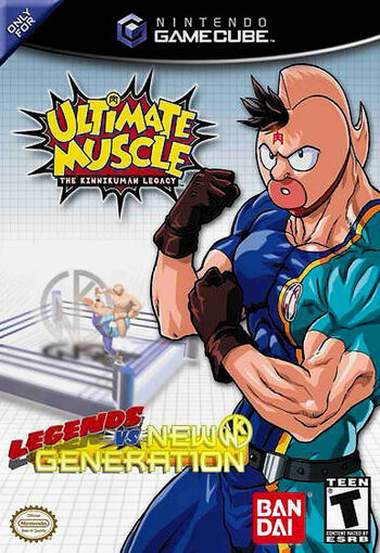 UltimateMuscleLegendsVs.NewGenerationCover