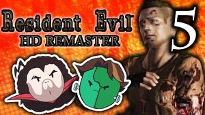 Resident Evil HD Part 5