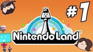 Nintendo Land 1