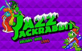 Jazz Jackrabbit Holiday Hare 1995