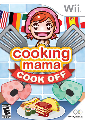 CookingMama CookOffBox