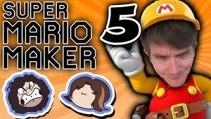 Super Mario Maker Part 5
