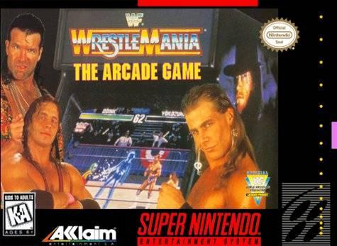 Wwf Wrestlemania The Arcade Game Game Grumps Wiki Fandom