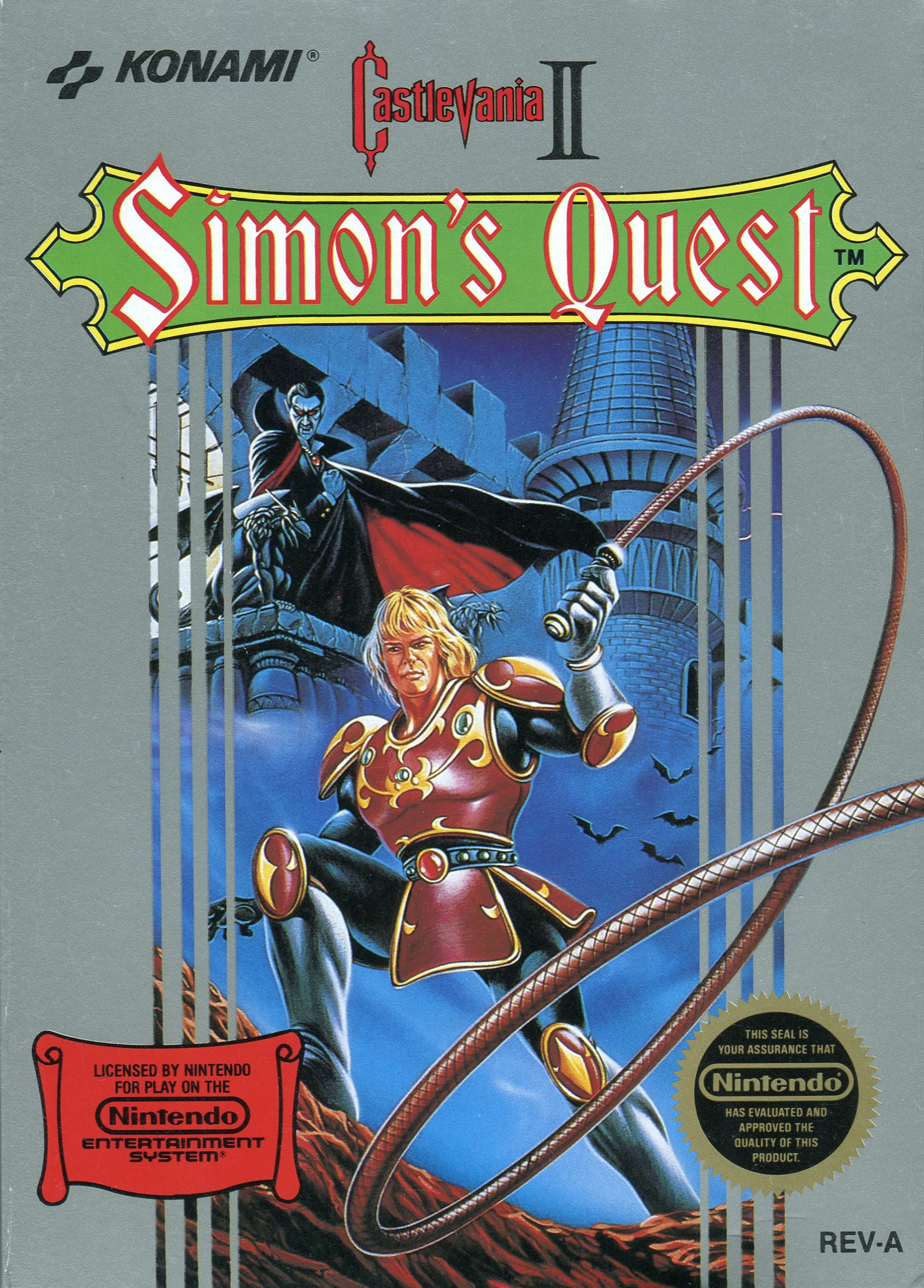 Castlevania II: Simon\'s Quest | Game Grumps Wiki | FANDOM powered by ...