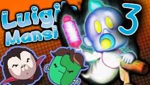 Luigis Mansion Part 3 - Droppin Pearls